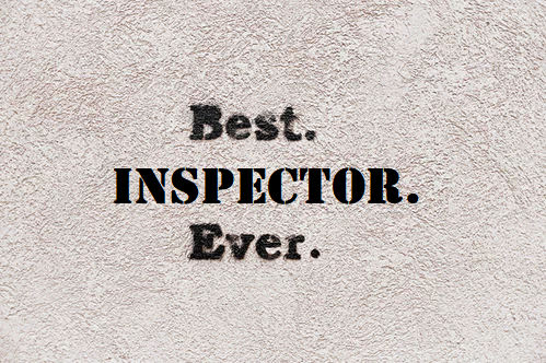 best home inspector ever