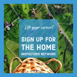 link to sign up for The Home Inspectors Network