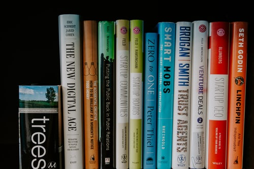 pic of business books