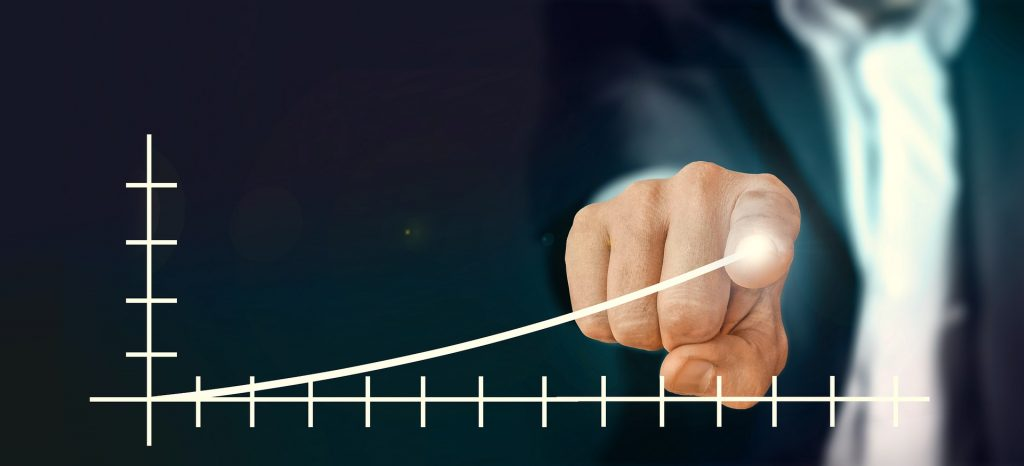 chart of steady growth in your home inspection business