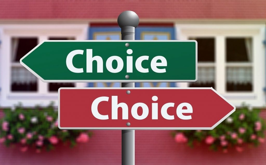 choosing between right or wrong in our home inspection career