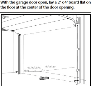 pic of garage door test