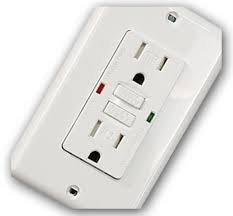 pic of gfci outlet