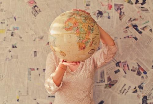 pic of a globe