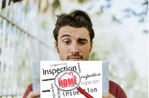 confused about a home inspection report