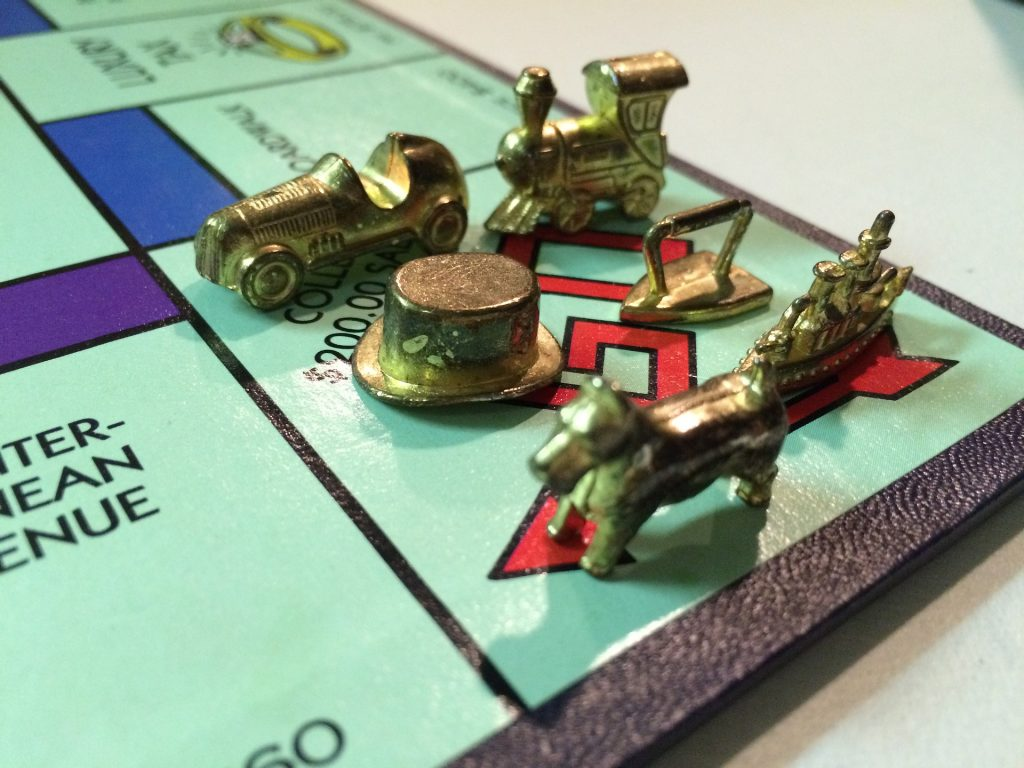running a successful home inspection business is s lot like playing a game of Monopoly