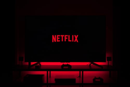 watching netflix instead of preparing your home inspection report