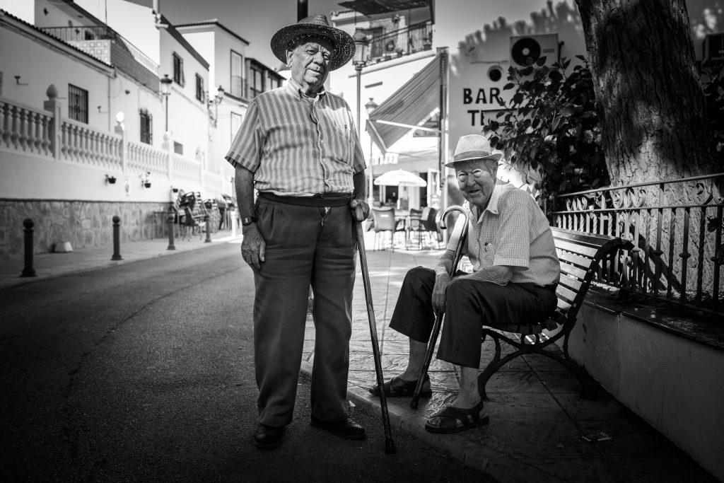 pic of older men