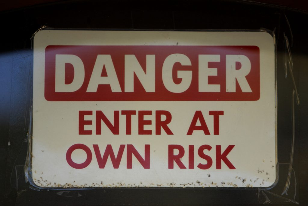 taking on risk as a home inspection business owner