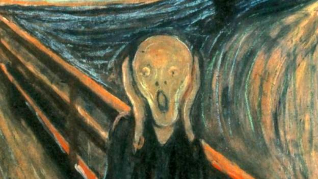 picture of the scream (about their home inspection)