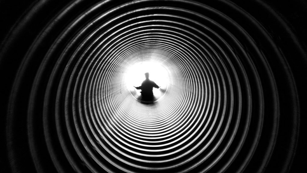 feeling like you are looking through a tunnel trying to reach a good home inspection client